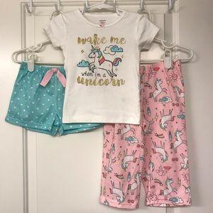 🛍3/$15🛍!  Carter's sleepwear